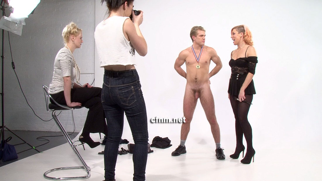 Clothed Female Nude Male Adventures